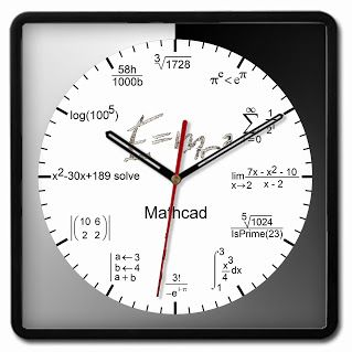 Matht CLOCK COOLish gadgetshop www.coolish.sk – Google+