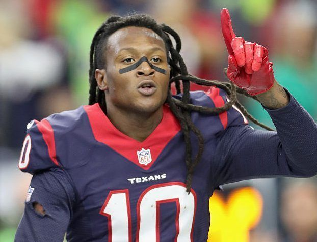 The full DeAndre Hopkins details