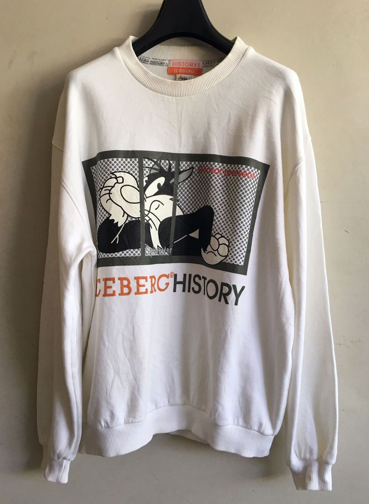 Rare!! Vintage Halloween Sweatshirt Made in USA Medium Size pmKucBHOGw