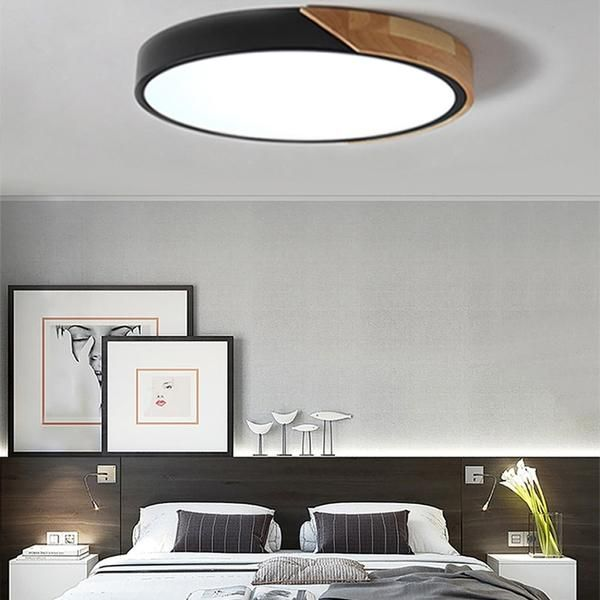 Modern Led Ceiling Light Lamp Living Room Lighting Fixture Bedroom Kitchen Surface Mount Ceiling Lights Living Room Light Fixtures Bedroom Light Fixtures Lamps Living Room