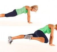 Half moon rotations - Exercises for biceps, triceps & shoulders - Women's Health & Fitness