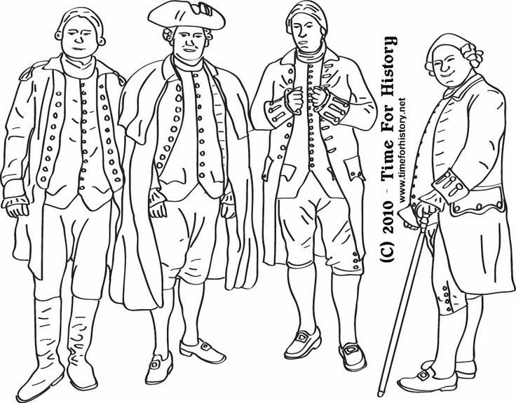 Williamsburg Coloring Pages Colonial Coloring Pages