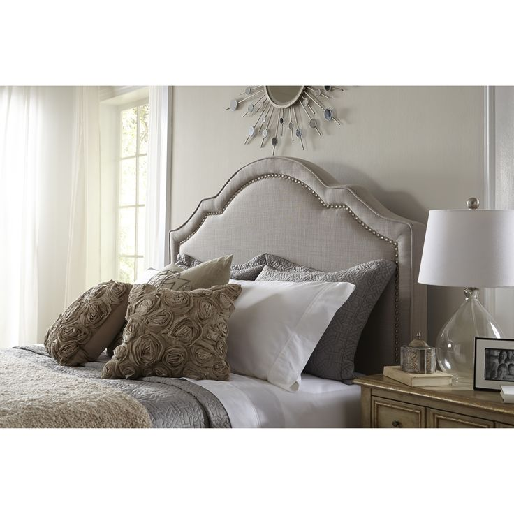 You'll love the Harmincourt Upholstered Headboard at Wayfair - Great Deals on all Furniture  products with Free Shipping on most stuff, even the big stuff.