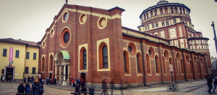 Iglesia Convento de Santa Maria delle Grazie (Milano - Italy)