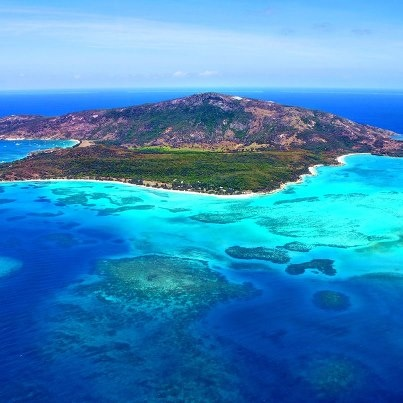 "Lizard Island, Australia-visited here many times with my family when living on ""El Torito"", my dad's marine research vessel. Have hiked, snorkeled and scuba-dived all around Lizard Is."
