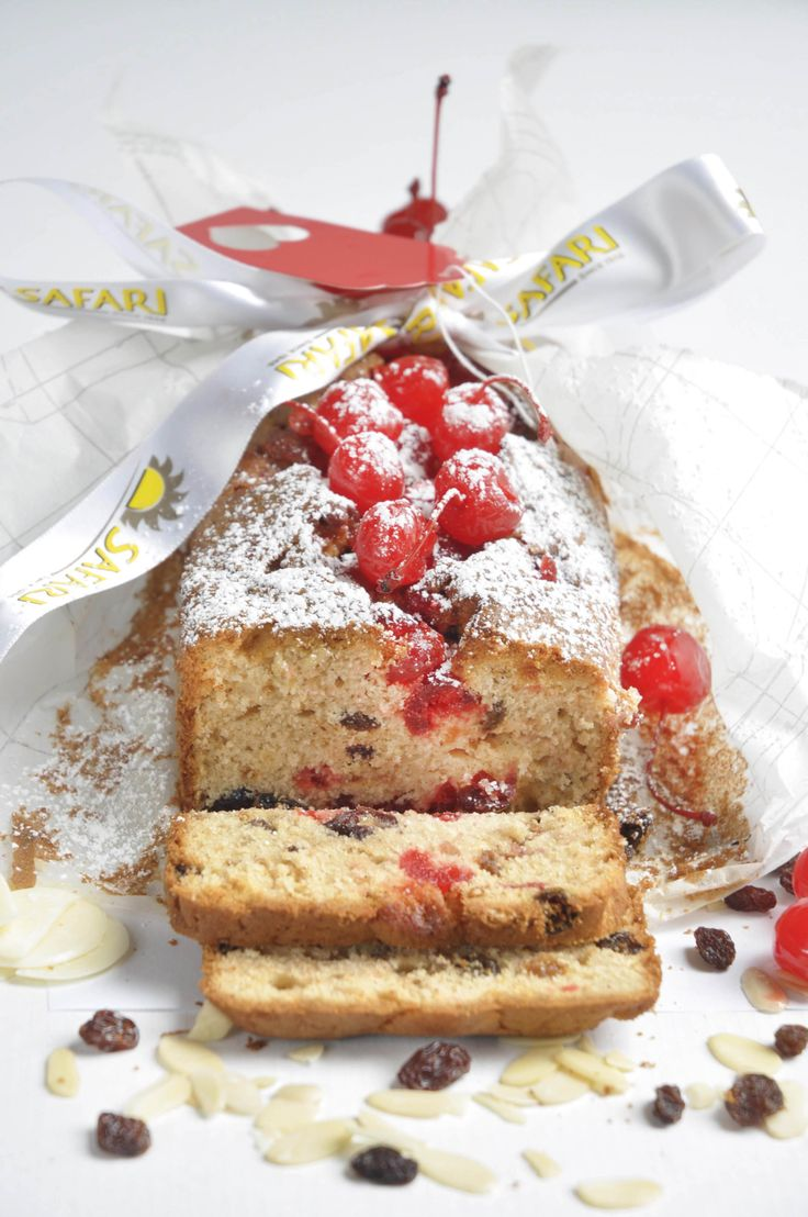 """Christmas Fruit loaf for the """"not-so-organised"""""""