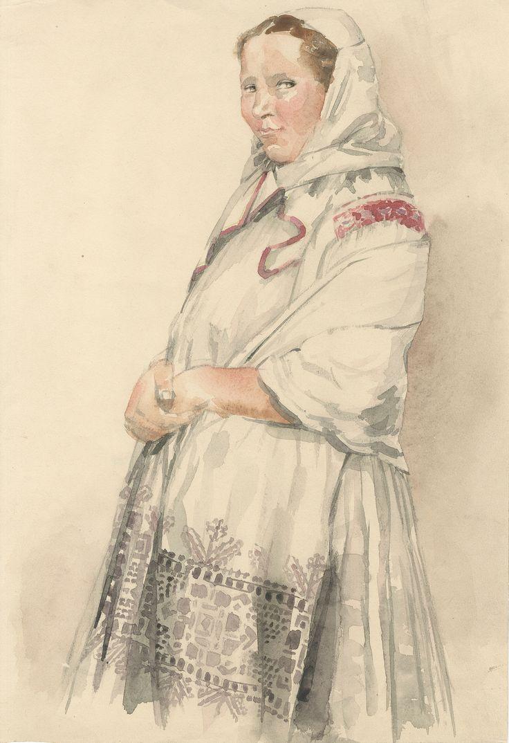 Dagmar Černá: Nevěsta, 1. polovina 20. století