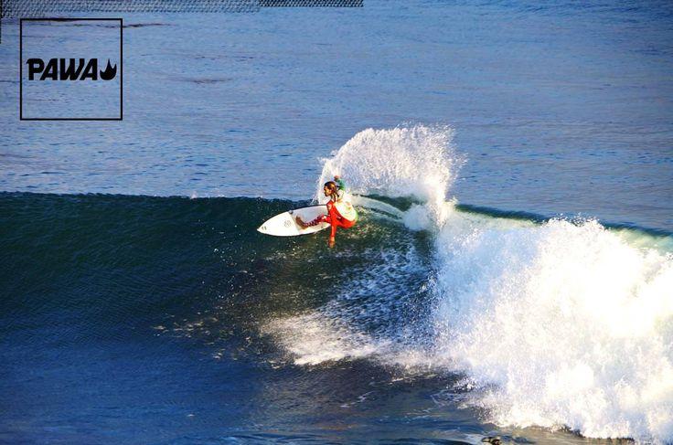 Dylan shredding up in Santa Cruz..... Thanks Leila  #pawasurf #pawasurfco #santacruz