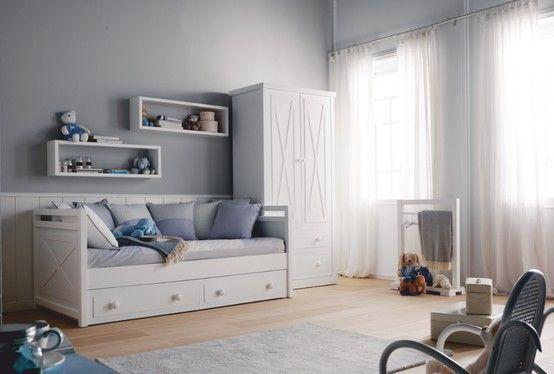 Camas nido bb muebles - Habitacion con cama nido ...