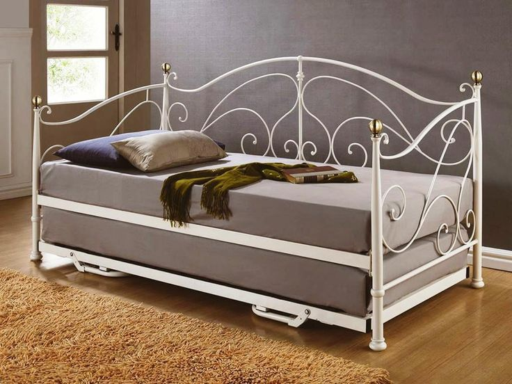 Painting of Enjoy Amusing Relaxing Moments with Adorable Queen Size Daybed Frames
