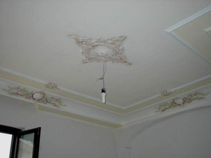 Dipingere artisticamente gli stucchi decorativi 7