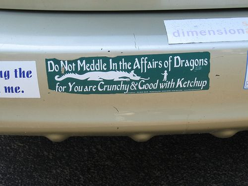 Hilarious Bumper Stickers Quotes