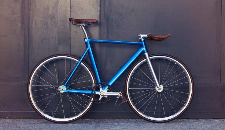 Hektor - track frameset / Schindelhauer Bikes