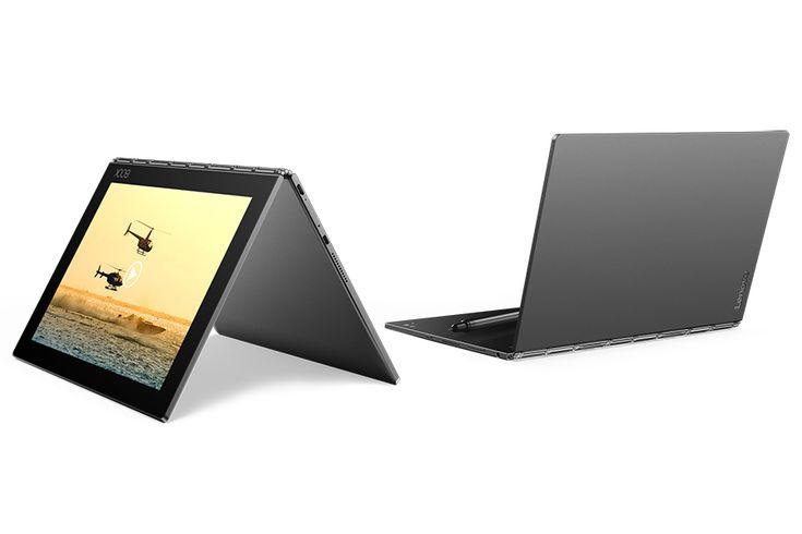 Tablet, PC portatile, Tavoletta grafica e può anche digitalizzare al volo i vostri appunti o disegni su carta... forse con qualche limite, ma è bellissimo.
