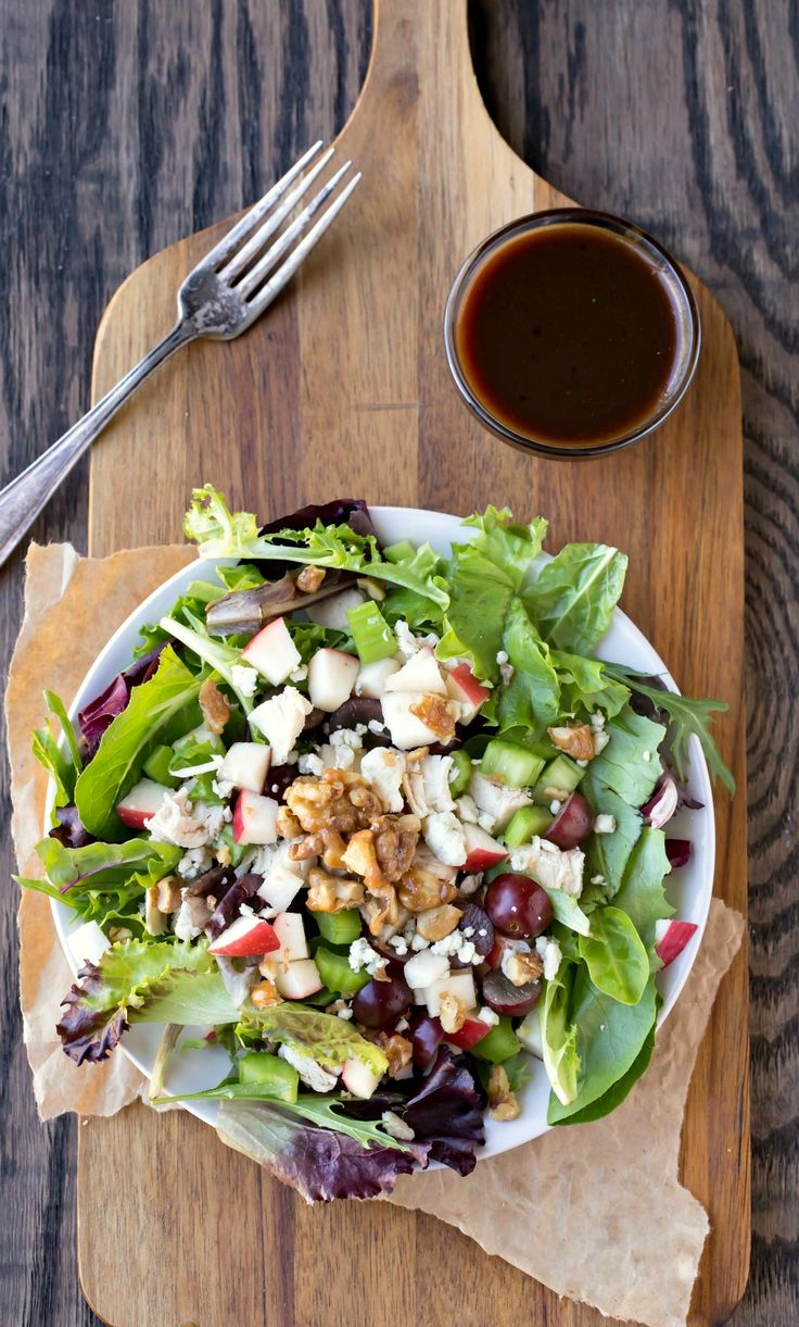 California Pizza Kitchen Waldorf Salad Recipe