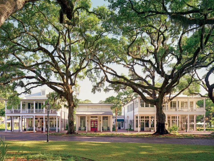 Hilton Head South Carolina nach Charleston South Carolina