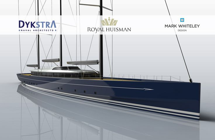 Royal Huisman y una creación 'Build me my dream'