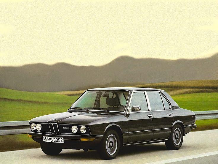 Sell used 1981 BMW 528i SEDAN E12 AT CLEAN CALIFORNIA CAR WELL ...