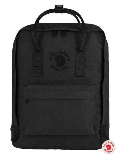 Plecak Re-Kanken Fjallraven, kolor: 550 Black.