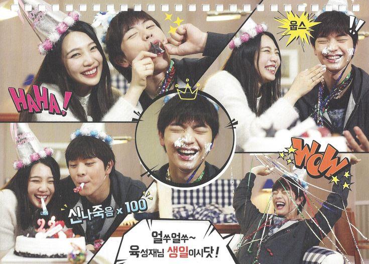 Joy and Sungjae