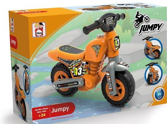 JUGUETES CHICOS 36007 - CORREPASILLOS MOTO JUMPY, IndalChess.com Tienda de juguetes online y juegos de jardin