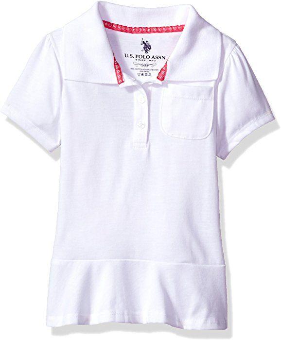 Mens Lilac//White Check Polo Assn U.S