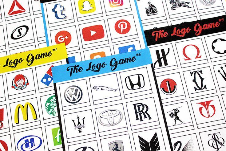diy logo game
