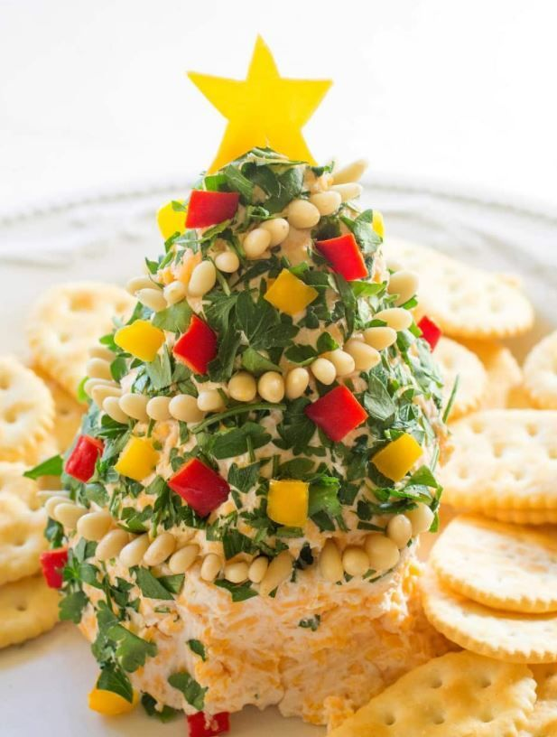 30 Easy Christmas Appetizers Finger Foods Recipes That