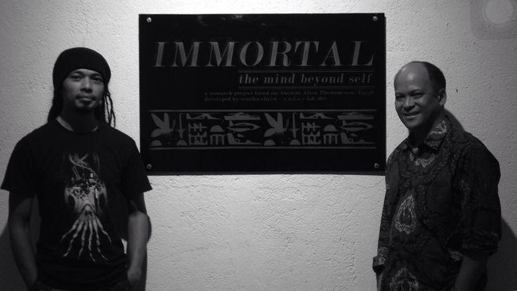 IMMORTAL SIMULATION MACHINE