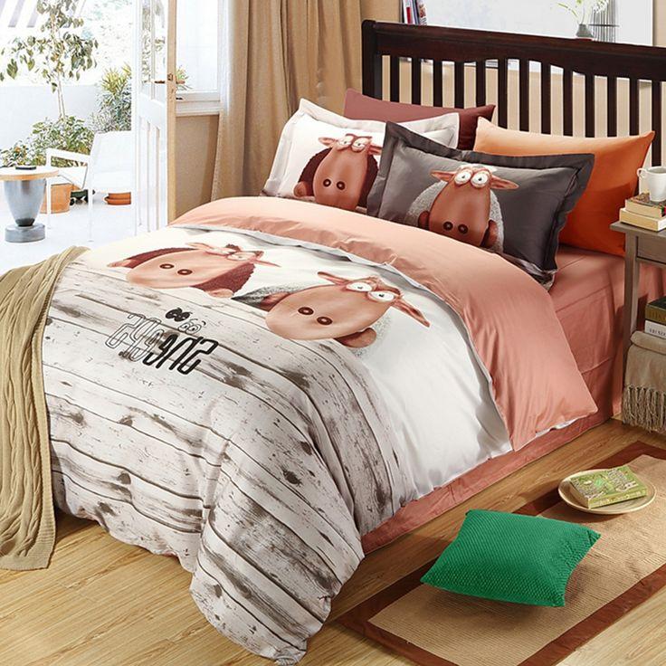 Kids Cartoon Comforter Sets Comforter And Bedding Sets