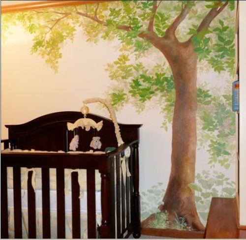 17 best ideas about nursery tree mural 2017 on pinterest pics photos baby murals nursery mural kids murals