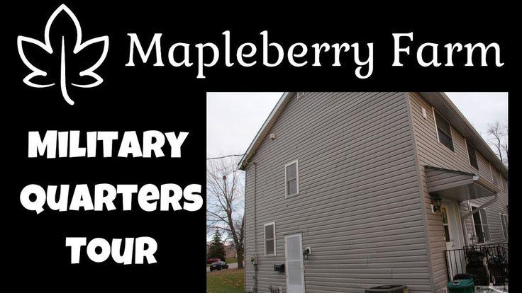 Military PMQ Tour - Family Quarters