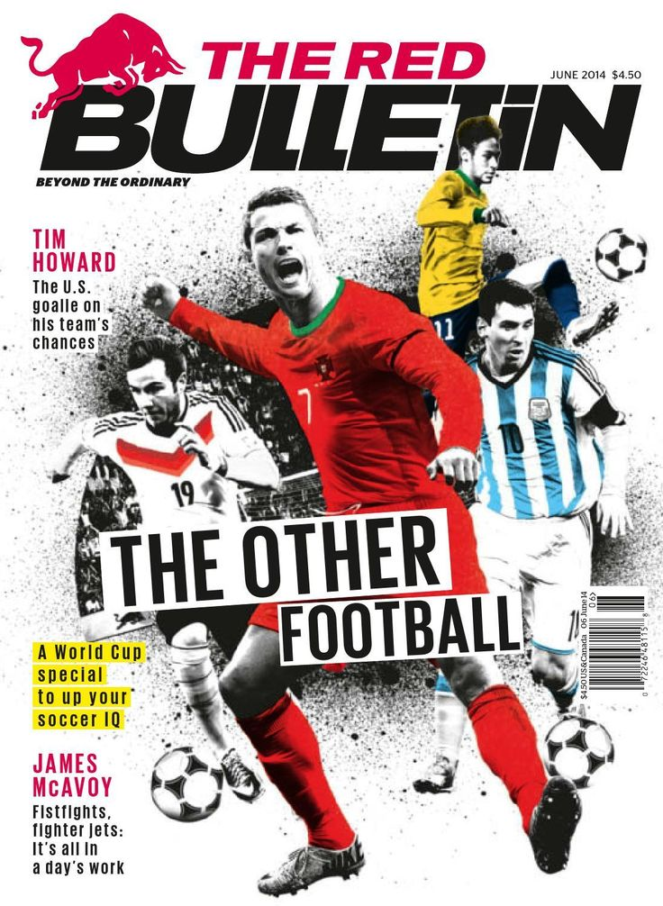 #ClippedOnIssuu from The Red Bulletin June 2014 - US