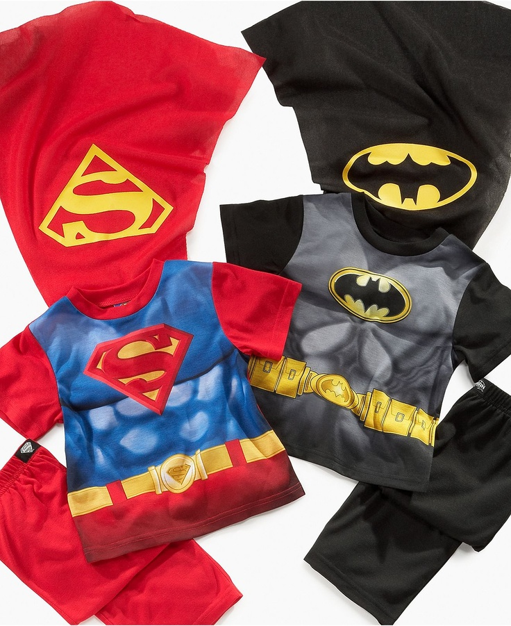 What's that in the sky? It's a bird, it's a plane, it's superhero pajamas brought to you by smileqbl.gq These machine washable superhero pajamas for boys are sure to be a .