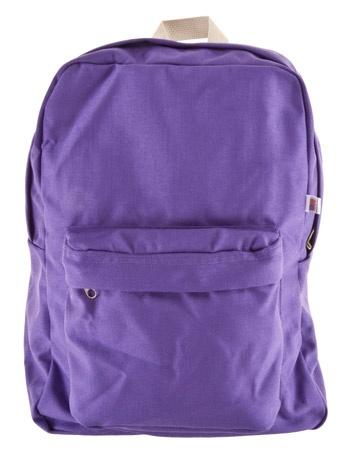 #american #apparel backpack.