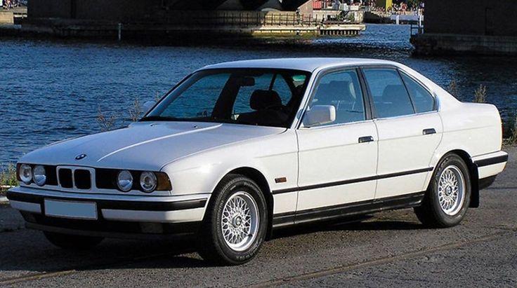 1993-1995 BMW 525 td   Araba Teknik Bilgi