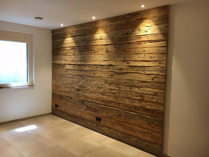 Altholz Bretter Holz Wandverkleidung 1