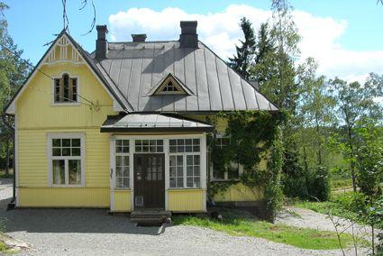Villa Solbacken