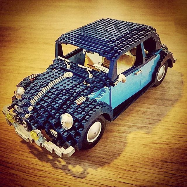 Welcome Charlotte to the collection!  #Lego #LegoCollection #LegoCreatorExpert #LegoCreator #10187 #LegoVWBeetle #VW #VWBeetle #LegoCharlotte #Charlotte #LegoVWCharlotte #VWCharlotte #Volkswagen #LegoVolkswagen