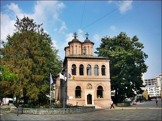 Catedrala Domneasca Sfantul Gheorghe - Pitesti, Romania