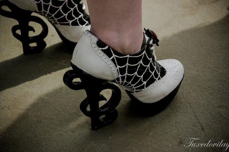 Operetta Shoe~ by GingerZombeh.deviantart.com on @deviantART
