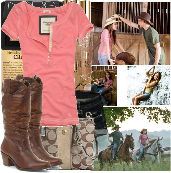 Miley Stewart (Hannah Montana:The Movie) Inspired Outfit