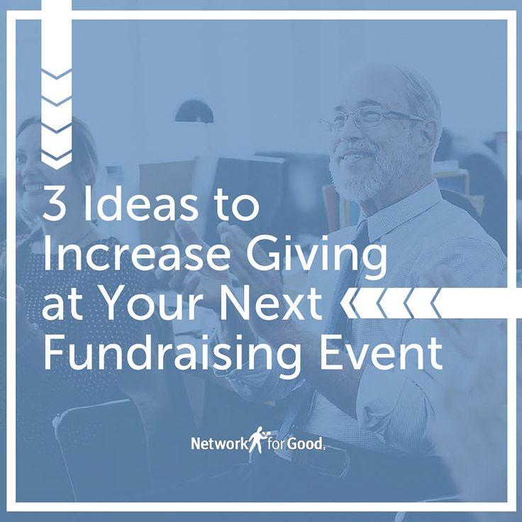 Best option for fundraising