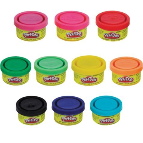 Play-Doh Party Pack 10ct - Fun Favor Packs, 8-10ct - Boys Party Favors - Birthday Party Favors - Birthday Party Supplies - Categories - Party City