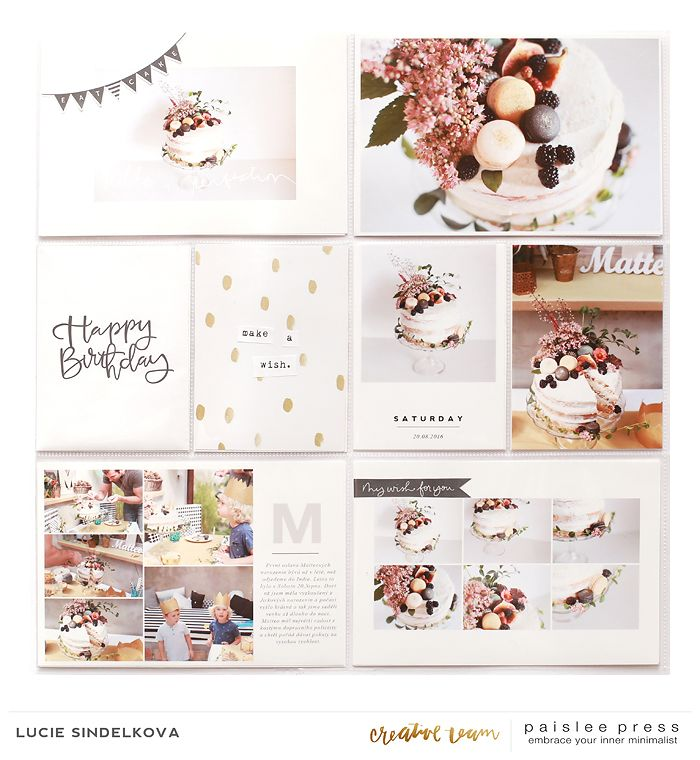 creative team inspiration | Oh Happy Day - paislee press