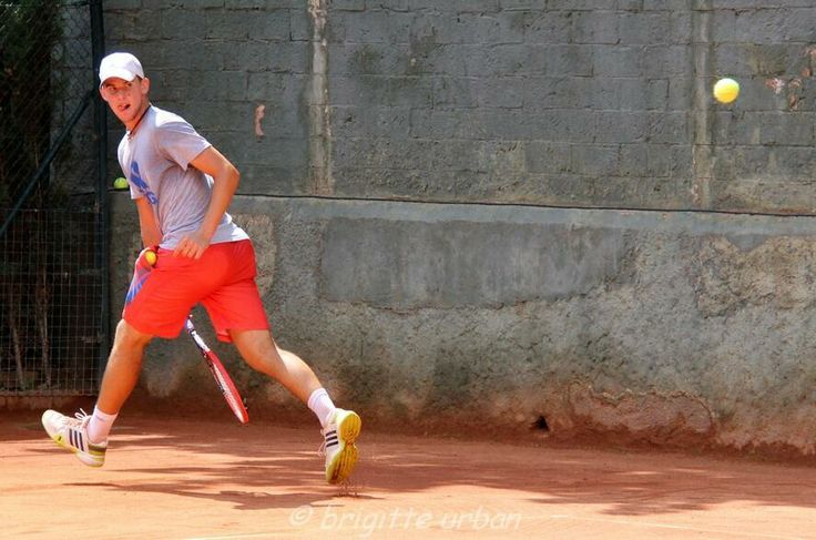 Dominic Thiem - rising star on tour.