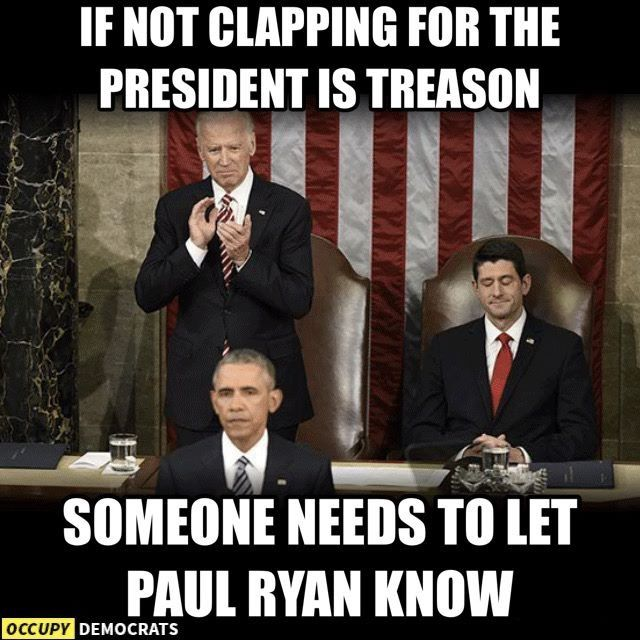 Can somebody please provide this nut of a president, a DICTIONARY!  Fool doesn't know the meaning of treason. As for Ryan and the GOP...we'll see you at the midterms!
