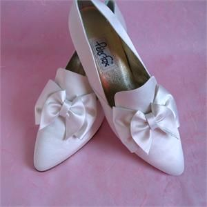 Georgina Bridal.  I wore these shoes for my wedding...and I'm still wearing them :)