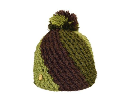 Bonnet Ice Tricot vert #bonnet #hiver #rentree