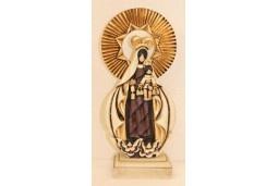 Ma.Lea Cerdá - Virgen del Carmen Mediana.